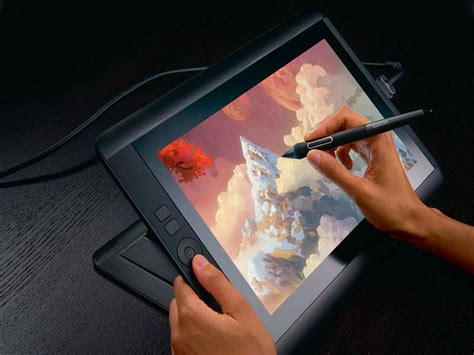 computer drawing tablet  wacomm  tablet