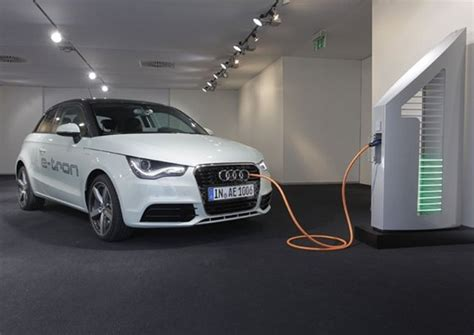 audi plant  solar power  charge electric cars