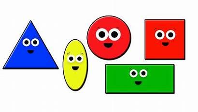 Shapes Preschool Learning Shape Song Songs Learn