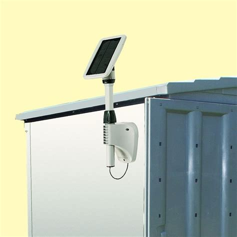 led solar shed light backyardcity home ideas