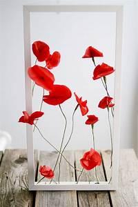 Blumen Aus Seidenpapier : die besten 25 blumen aus krepppapier ideen auf pinterest ~ Orissabook.com Haus und Dekorationen