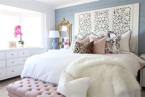 Bedroom Makeover : Master Bedroom Makeover-classy