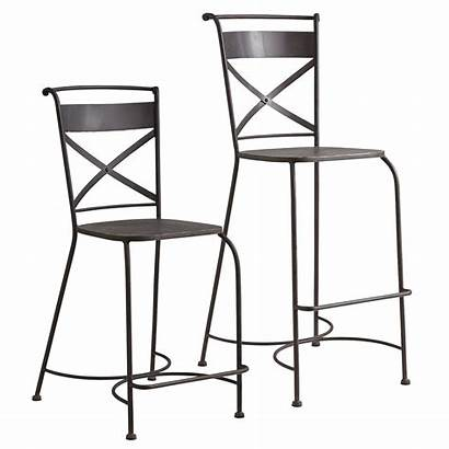 Bar Counter Stools Iron Wrought Pier1 Emmie