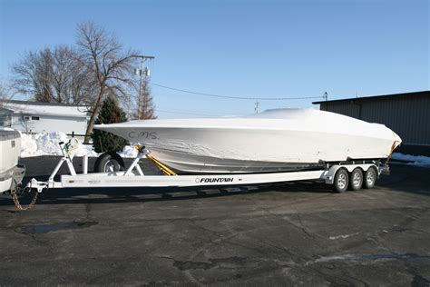 Boat R Trailer by Performance Go Fast Hull Trailers