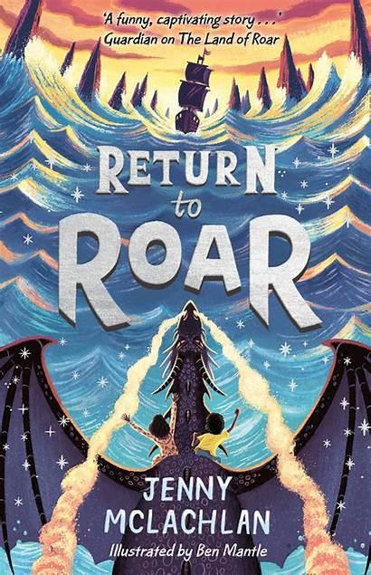 Roar Return Land Jenny Mclachlan Series Books