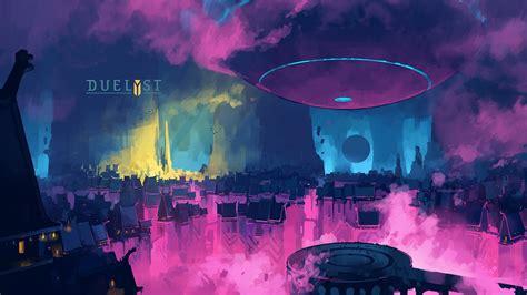 underground city wallpaper  duelyst gamepressurecom