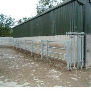 Homemade Cattle Head Gate Design