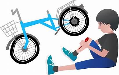 Child Accident Careless Safe Tips Bike Riding