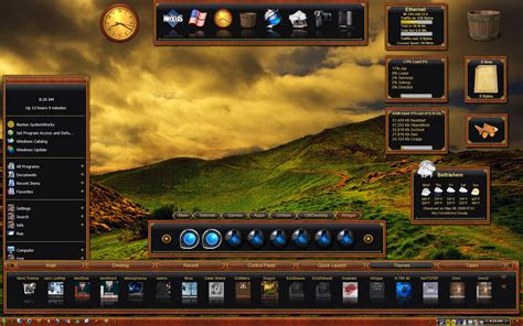 windowblinds theme windows interface