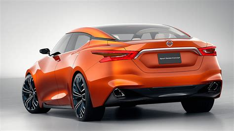 New 2015 Nissan Maxima by The 2015 Nissan Maxima The Max Is Mad