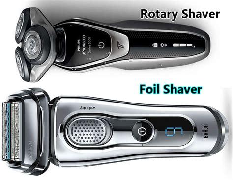electric shaver men