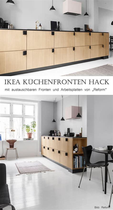 Küchenfronten Bei Ikea by Die Besten 25 K 252 Chenfronten Ikea Ideen Auf
