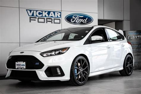 ford focus rs rs white  sale
