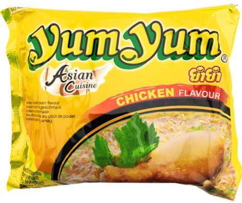 yum yum nudeln yum yum instatnt nudelsuppe chicken huhn 60gr beutel