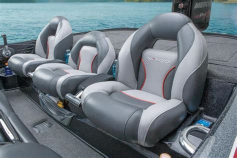 Pro Elite Bass Boat Seats by Pin Nitro Boat Seats On