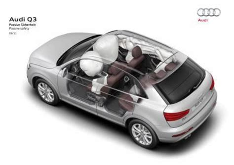 Five Stars For The Audi Euro Ncap Crash Test