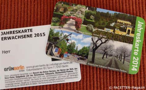 Britzer Garten Jahreskarte by Der Bundesgartenschau 1985 Zum Britzer Garten 2015