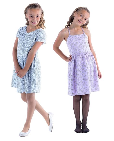 Very Little Preteen Girls Wearing Pantyhose