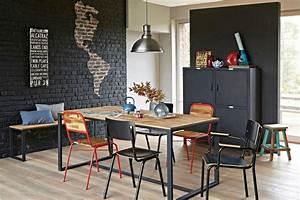 Sejour Style Industriel : d co industrielle les codes du style factory ~ Teatrodelosmanantiales.com Idées de Décoration