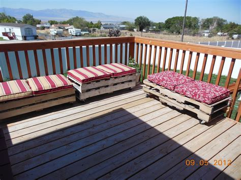 patio furniture from pallets 4 growing boys pallet patio furniture