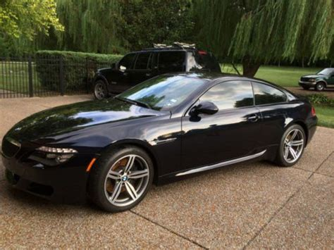 Purchase Used 2009 Bmw M6 High Optioned Low Mileage 18,800