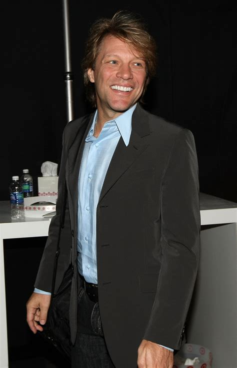 Rep Jon Bon Jovi Son Fine After Being Rushed