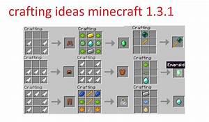 Crafting Ideas 2 Minecraft Blog