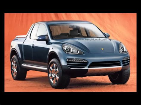 porsche pickup porsche pickup truck 2019 revealed youtube