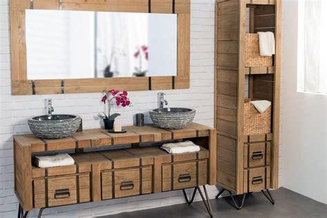 mobilier bureau marseille salle de bain moderne en bois très nature meuble et