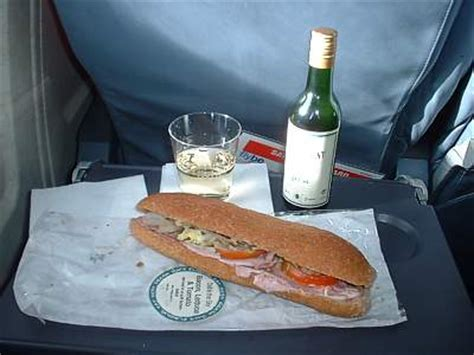 flybe reviews inflight food airline meal pictures