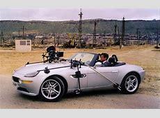 Los coches de James Bond V BMW Z8 1999 Motores