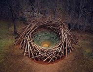 Environmental Art by Andy Goldsworthy