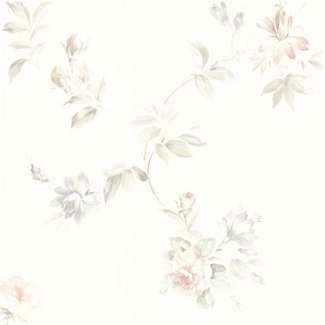 window covering 436 42314 white floral trail adeline brewster wallpaper