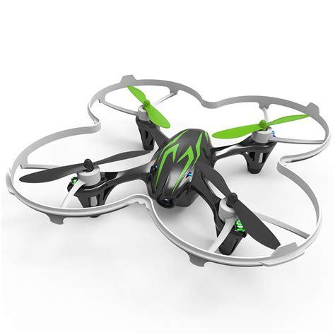 hubsan hc  quadcopter drone  camera blackgreen buy   uae toys  games