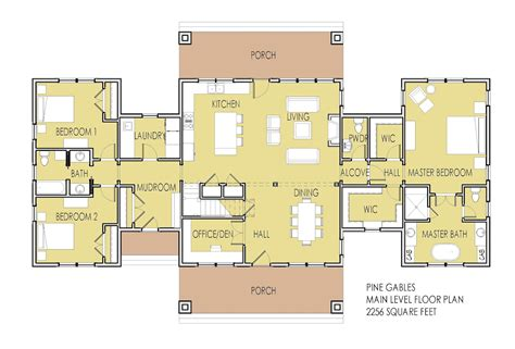 great room house plans 20 2 great room floor plans house plan 107 1053
