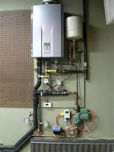 Propane Boiler For Radiant Floor Heat by How To Heat A Garage Greenbuildingadvisor Com