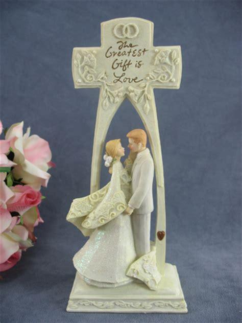 foundations  greatest gift  love cross wedding cake