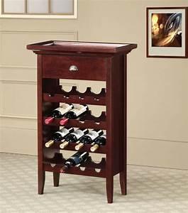 Meuble A Bouteille : meuble pour ranger les bouteilles simple charmant meuble ~ Dallasstarsshop.com Idées de Décoration
