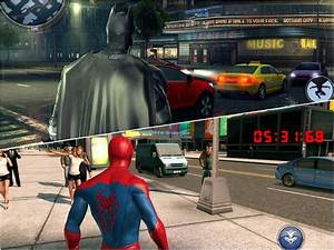 Android Gameplay : The Amazing Spiderman 2 vs The Dark ...