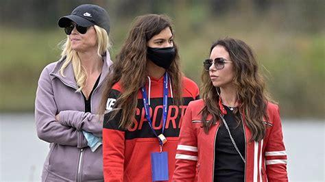 Tiger Woods' Ex-Wife Elin Nordegren & GF Erica Herman ...