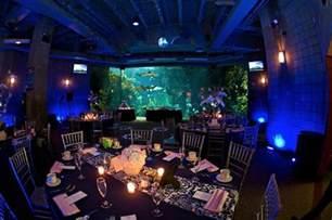 aquarium wedding venues ta aquarium reception space aquariums