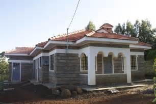 Kenya 3 Bedroom House Plan