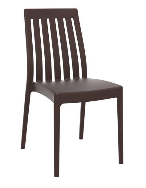Sedie Per Interni Sedia In Polipropilene Per Interni Ed Esterni Impilabile