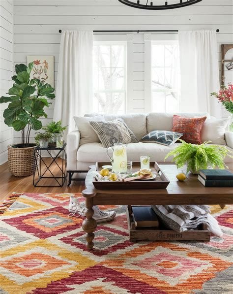 magnolia home rugs  joanna gaines  lauries lauries