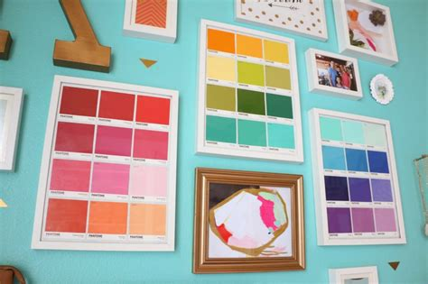 gallery wall wednesday the kailo chic office a kailo