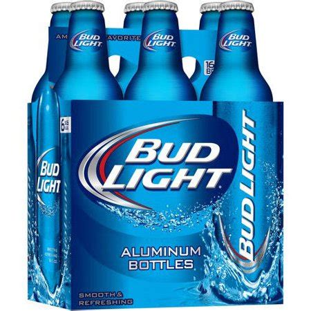 Bud Light 6 Pack by Bud Light 16 Oz 6 Pack Walmart