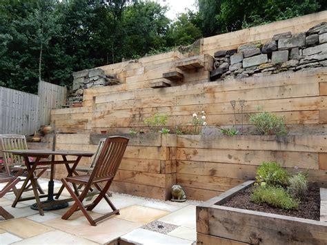 steep slope garden design steep slope garden designs garden designer staffordshire