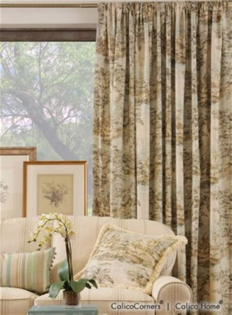 gathered waterfall draperies tranquility collection