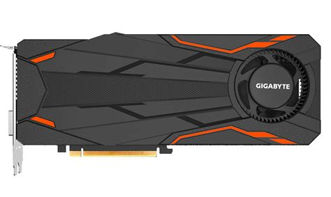 gtx 1080 single fan gigabyte rolls out the geforce gtx 1080 turbo oc 8g