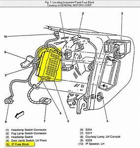 2000 S10 Blazer Power Seat Wiring Diagram